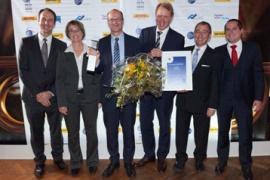 BLS Cargo gewinnt Swiss Logistics Award 2014