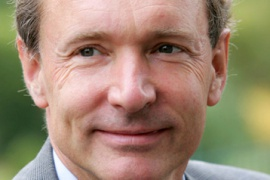 Timothy Berners-Lee erhält GDI-Preis