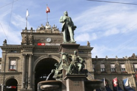 Alfred Escher – erstes Mitglied der Logistics Hall of Fame Switzerland