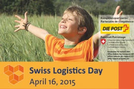 16. April 2015 ist Swiss Logistics Day 2015