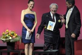 Alfred Escher und Hansheinrich Zweifel – Aufnahme in die Logistics Hall of Fame