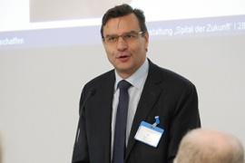Nicolas Florin im Vorstand von GS1-Dachorganisation
