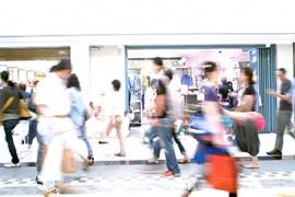 Starker Franken begünstigt Einkaufstourismus