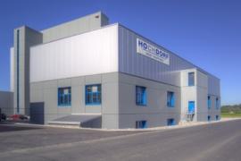 Neues Logistikcenter für Swiss Nutriton AG