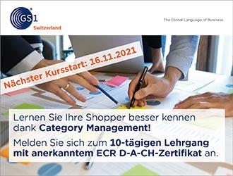 Zertifizierter Category Manager ECR