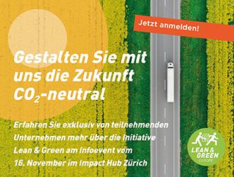 GS1 Lean & Green Info-Event