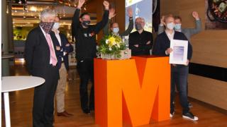 Migros gewinnt den Swiss Logistics Award 2020
