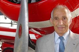 "Der Verkehrshausgründer Alfred Waldis in der ""Logistics Hall of Fame"""