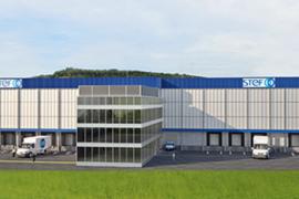 STEF baut neuen Standort in Kölliken