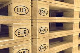 EPAL Europalette weiter auf Erfolgskurs