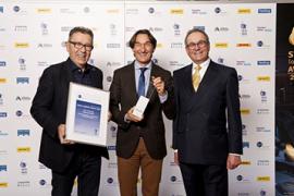 Stiftung Brändi erhält Preis für Engagement in der Logistik