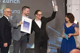 USZ gewinnt den Swiss Logistics Award 2018