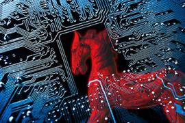 Verschlüsselungstrojaner greifen Unternehmensnetzwerke an