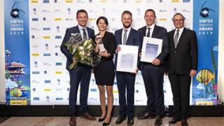 SLA 2019 geht an Lidl Schweiz und Krummen Kerzers AG