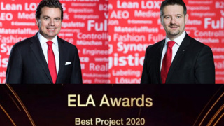 Loxxess gewinnt mit SMILE den ELA Award 2020
