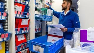 USZ mit internationalem Leipziger Innovationspreis für Krankenhauslogistik ausgezeichnet