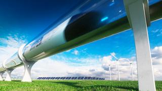 Neuartige Verkehrsträger – Logistikmarktstudie Schweiz 2021